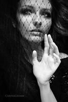 Sorceress by Aelathen