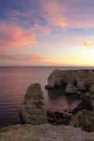 Free Sunset Stock by Aelathen