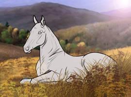 July YHH - Foal! SOLD by s1088