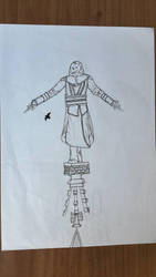 Assassin's creed movie **Unfinished** by Eleni20011