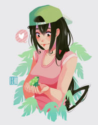 |FA| froppy by cherriielle