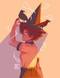 |P| ravens by cherriielle