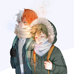 |FA| warm for the winter by cherriielle
