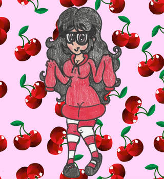 Cherry by DrQuack64