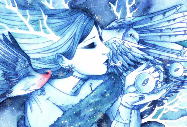 Snow Queen by 2346119