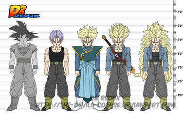 DBR Trunks (TL3) v6 by The-Devils-Corpse