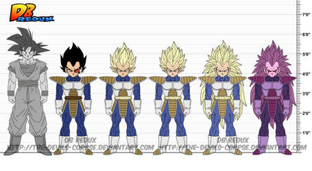 DBR: Vegeta (TLX) by The-Devils-Corpse