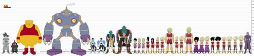 DBR Team Universe 6 (U6) by The-Devils-Corpse