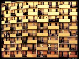 Building in Toulouse by XaVcom