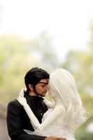 A Last Kiss by AraDolls