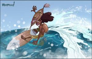 Aborigine Nomad Tall Bro by PiratoLoco