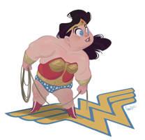 Wonder Woman by PiratoLoco