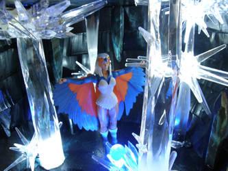 Crystal caverns by FlyToFerio