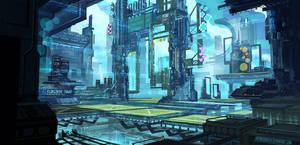 DIGITAL HEAVEN by AntonKurbatov