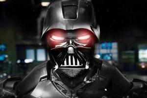 Iron Vader by Razelim