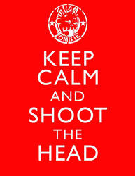 Keep Calm by Guam-Zombie