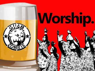 Micronesian Worship by Guam-Zombie