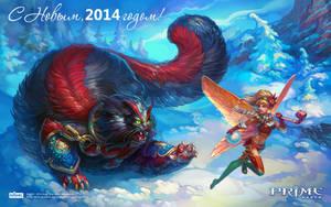 Winter game by gasnikova