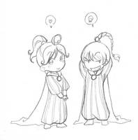 :FFIV - Twins: by Karmada