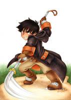 :SE - Darius Fighting: by Karmada