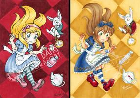 Alice: Old vs New by Karmada
