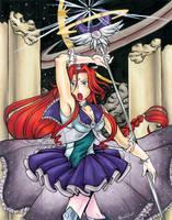 Maiden of Titan by Karmada