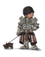 Exodus: Paladin, Sultansworn, .....dogwalker. by Karmada