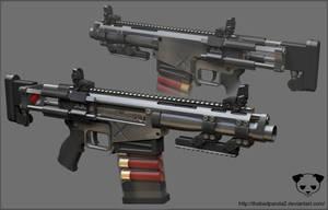 4 Gauge Shotgun by TheBadPanda2