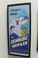 The Abominable Snowman by RyanBatcheller