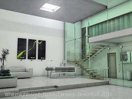 Reception for a law firm 3 C4d by whiteNightssoul