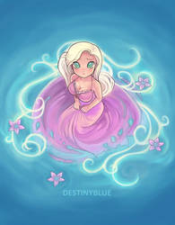 Tears to Water by DestinyBlue