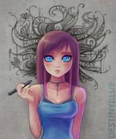 O V E R T H I N K I N G by DestinyBlue