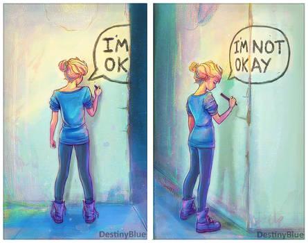 Depression by DestinyBlue