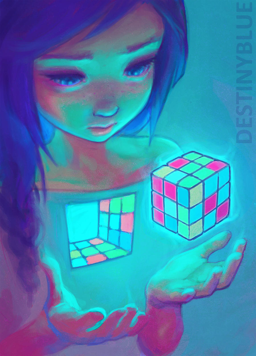 I'm Complicated by DestinyBlue