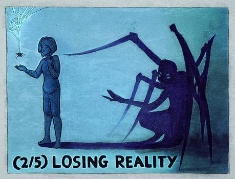 (2/5) Losing Reality by DestinyBlue