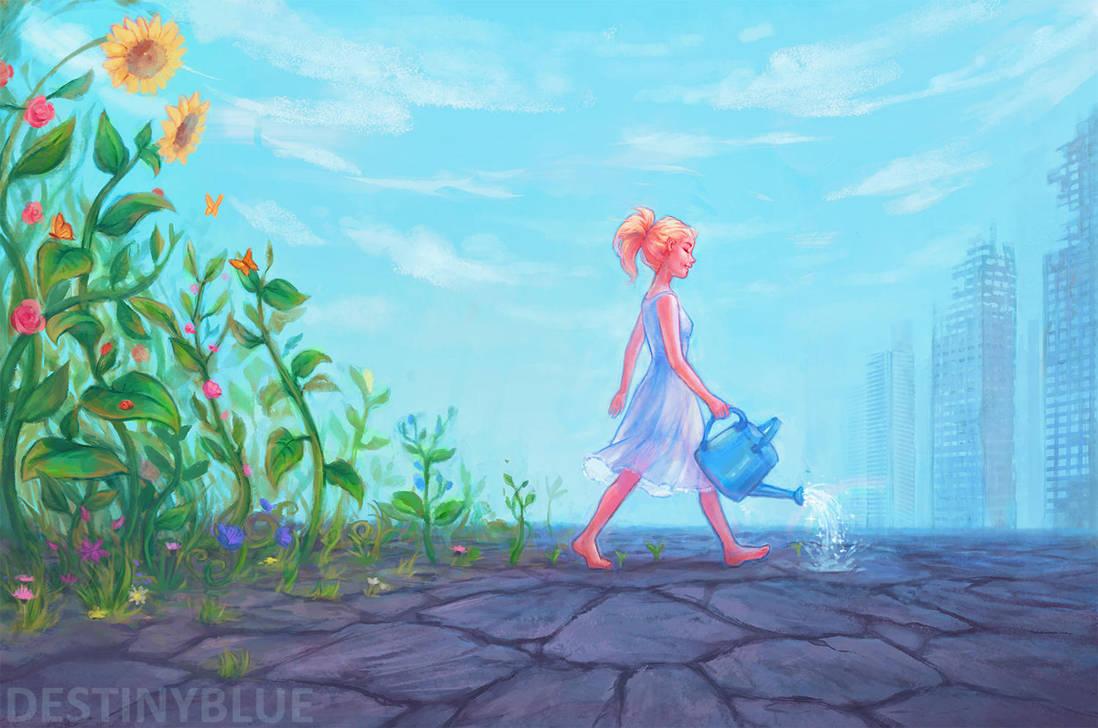 Flourish by DestinyBlue