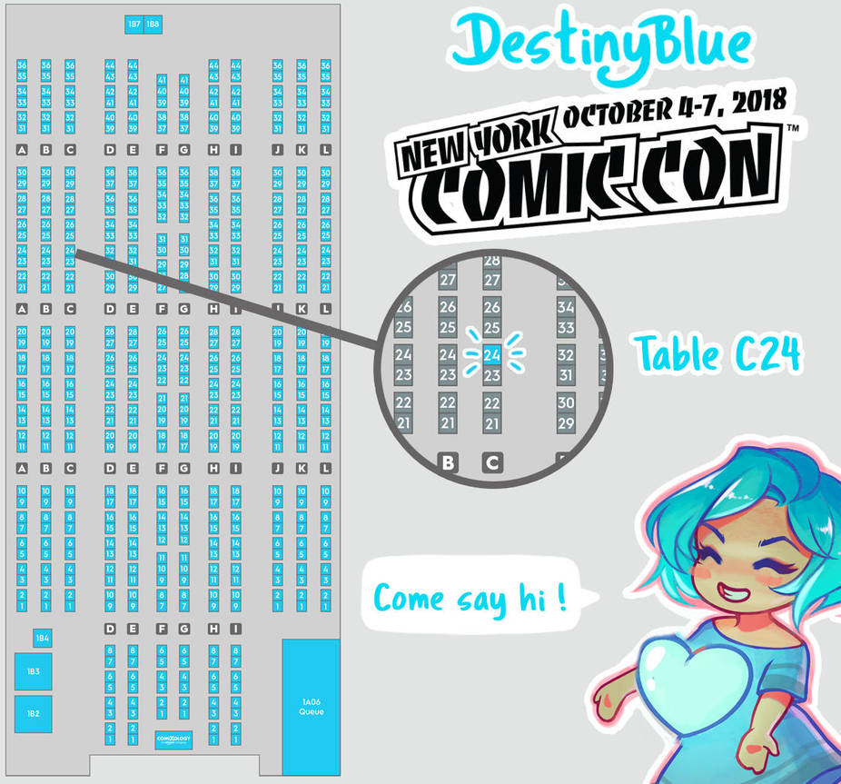 NYCC announcement by DestinyBlue