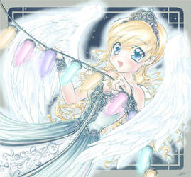 Angel by DestinyBlue
