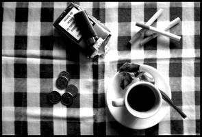 coffee and cigarettes by romanceletters
