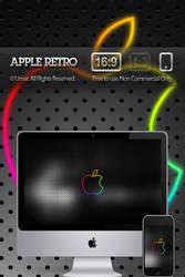 Apple retro by 365art
