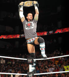 WWE HD Pictures - CM Punk by laiokcho
