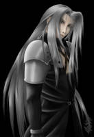 Sephiroth by Forace