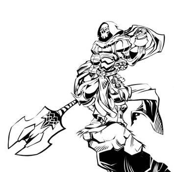 Blueskull Figure by haruko79