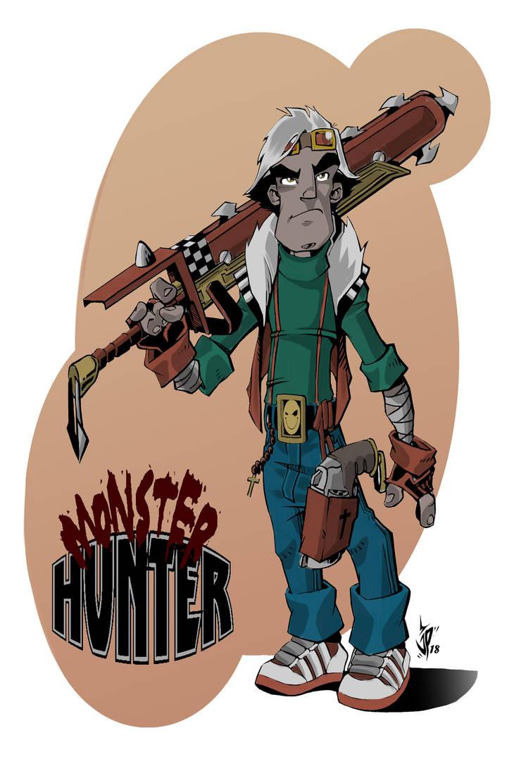 JACK RAID - monster hunter by haruko79