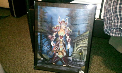 World of warcraft UD mage by KNpics120