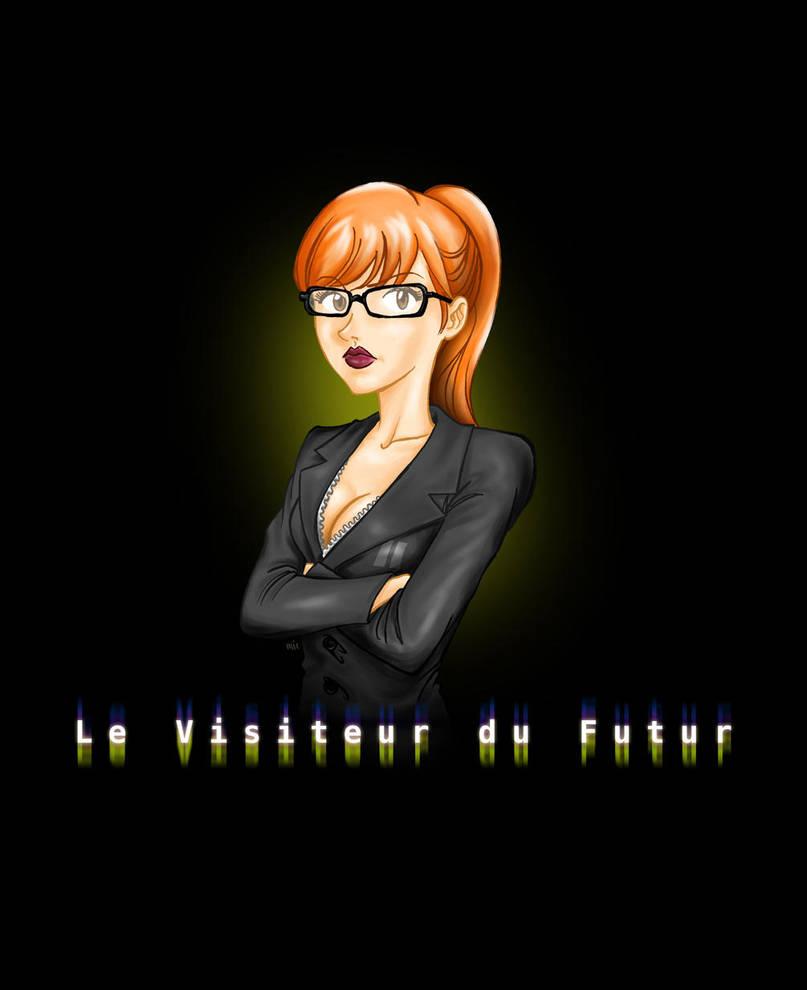 Le Visiteur du Futur - Judith - Justine Le Pottier by MB-LittleGreen