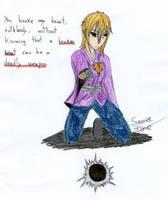Broken Heart = Deadly Weapon by LonelyShine