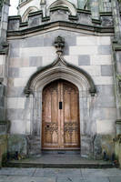 Cathedral Door by simfonic