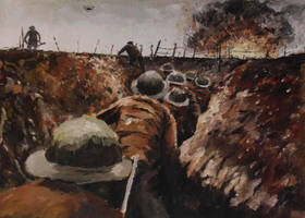 Battle Of Somme by loaded88