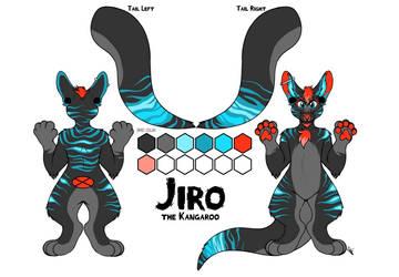 Jiro the Kangaroo by EmmyIzawa